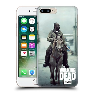 Official Amc The Walking Dead Key Art Morgan Hard Back Case For Apple Iphone 7 Plus