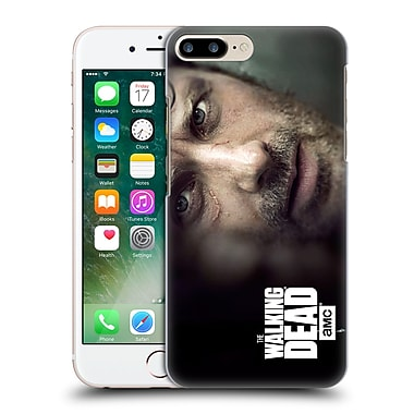 Official Amc The Walking Dead Key Art Rick Hard Back Case For Apple Iphone 7 Plus