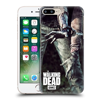 Official Amc The Walking Dead Key Art Walker In Chains Hard Back Case For Apple Iphone 7 Plus