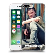 Official Amc The Walking Dead Rick Grimes On The Ground Hard Back Case For Apple Iphone 7 Plus