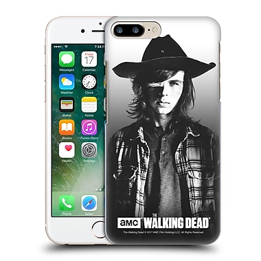 Official Amc The Walking Dead Filtered Portraits Carl Hard Back Case For Apple Iphone 7 Plus