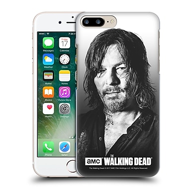 Official Amc The Walking Dead Filtered Portraits Daryl Hard Back Case For Apple Iphone 7 Plus
