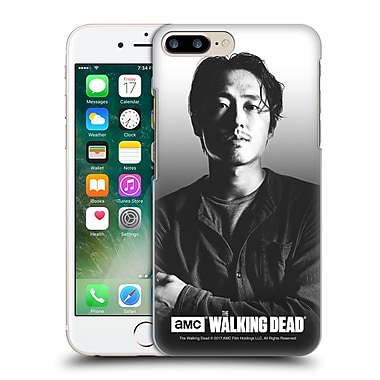 Official Amc The Walking Dead Filtered Portraits Glenn Hard Back Case For Apple Iphone 7 Plus