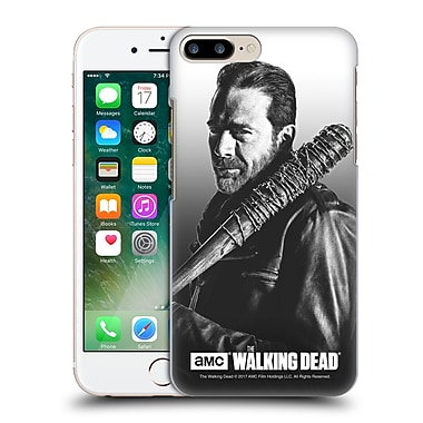 Official Amc The Walking Dead Filtered Portraits Negan Hard Back Case For Apple Iphone 7 Plus