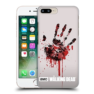 Official Amc The Walking Dead Silhouettes Hand Hard Back Case For Apple Iphone 7 Plus
