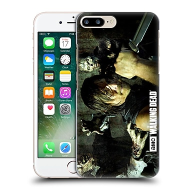 Official Amc The Walking Dead Walker Character Daryl Knife Hard Back Case For Apple Iphone 7 Plus