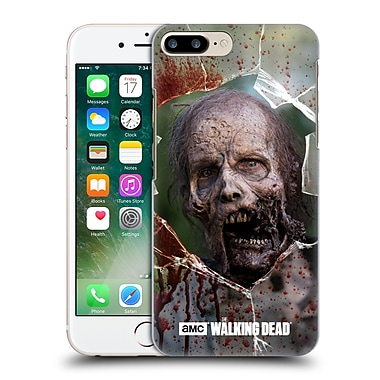 Official Amc The Walking Dead Walkers Jaw Hard Back Case For Apple Iphone 7 Plus