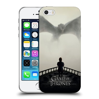 Official Hbo Game Of Thrones Key Art Vengeance Soft Gel Case For Apple Iphone 5 / 5S / Se