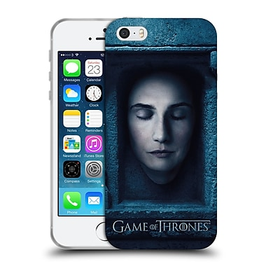 Official Hbo Game Of Thrones Faces Lady Melisandre Soft Gel Case For Apple Iphone 5 / 5S / Se