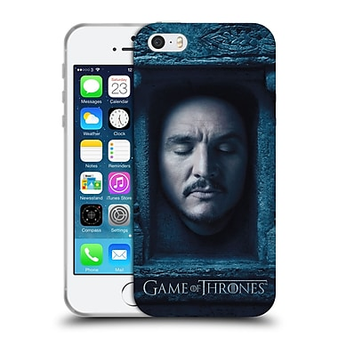 Official Hbo Game Of Thrones Faces Oberyn Martell Soft Gel Case For Apple Iphone 5 / 5S / Se