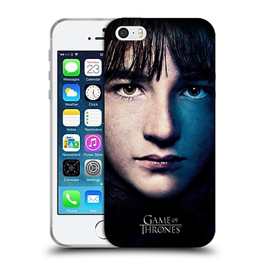 Official Hbo Game Of Thrones Valar Morghulis Bran Stark Soft Gel Case For Apple Iphone 5 / 5S / Se