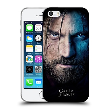 Official Hbo Game Of Thrones Valar Morghulis Jaime Lannister Soft Gel Case For Apple Iphone 5 / 5S / Se