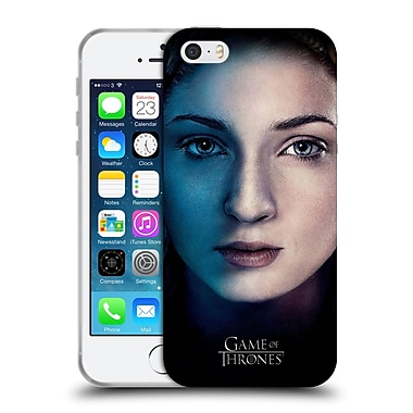Official Hbo Game Of Thrones Valar Morghulis Sansa Stark Soft Gel Case For Apple Iphone 5 / 5S / Se