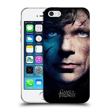 Official Hbo Game Of Thrones Valar Morghulis Tyrion Lannister Soft Gel Case For Apple Iphone 5 / 5S / Se