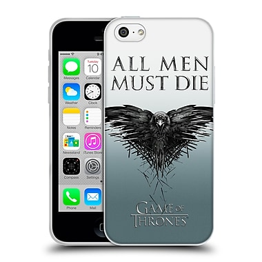 Official Hbo Game Of Thrones Key Art All Men Soft Gel Case For Apple Iphone 5C