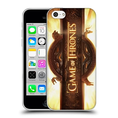 Official Hbo Game Of Thrones Key Art Opening Sequence Soft Gel Case For Apple Iphone 5C