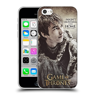 Official Hbo Game Of Thrones Character Quotes Bran Stark Soft Gel Case For Apple Iphone 5C
