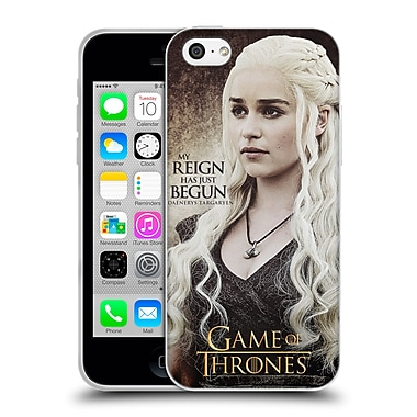 Official Hbo Game Of Thrones Character Quotes Daenerys Targaryen Soft Gel Case For Apple Iphone 5C