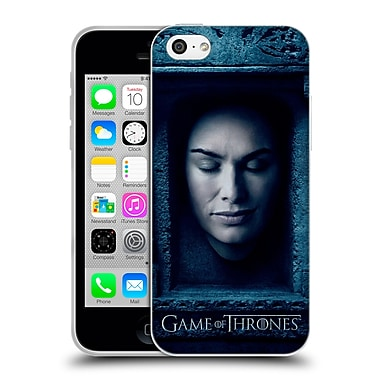 Official Hbo Game Of Thrones Faces Cersei Lannister Soft Gel Case For Apple Iphone 5C