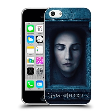 Official Hbo Game Of Thrones Faces Lady Melisandre Soft Gel Case For Apple Iphone 5C