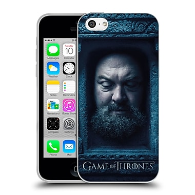 Official Hbo Game Of Thrones Faces Robert Baratheon Soft Gel Case For Apple Iphone 5C