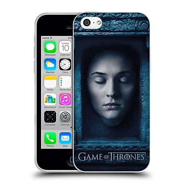Official Hbo Game Of Thrones Faces Sansa Stark Soft Gel Case For Apple Iphone 5C