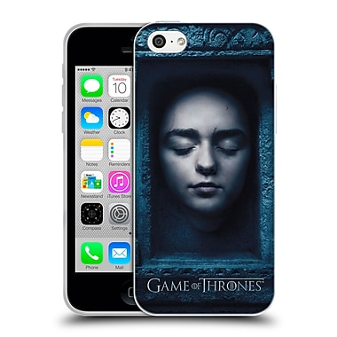 Official Hbo Game Of Thrones Faces 2 Arya Stark Soft Gel Case For Apple Iphone 5C