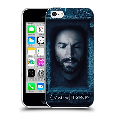 Official Hbo Game Of Thrones Faces 2 Daario Naharis Soft Gel Case For Apple Iphone 5C