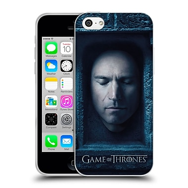 Official Hbo Game Of Thrones Faces 2 Jaime Lannister Soft Gel Case For Apple Iphone 5C