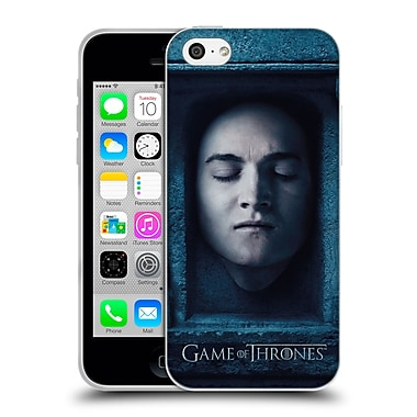 Official Hbo Game Of Thrones Faces 2 Joffrey Baratheon Soft Gel Case For Apple Iphone 5C