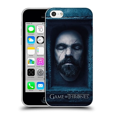 Official Hbo Game Of Thrones Faces 2 Tyrion Lannister Soft Gel Case For Apple Iphone 5C
