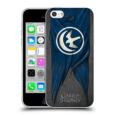 Official Hbo Game Of Thrones Sigil Flags Arryn Soft Gel Case For Apple Iphone 5C