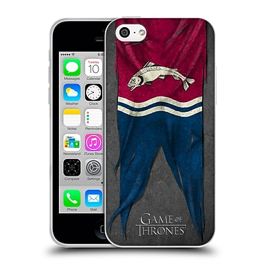 Official Hbo Game Of Thrones Sigil Flags Tully Soft Gel Case For Apple Iphone 5C