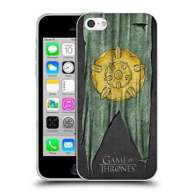Official Hbo Game Of Thrones Sigil Flags Tyrell Soft Gel Case For Apple Iphone 5C