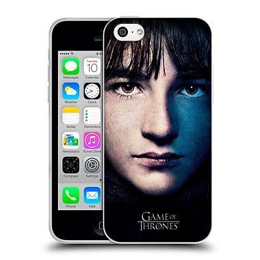Official Hbo Game Of Thrones Valar Morghulis Bran Stark Soft Gel Case For Apple Iphone 5C