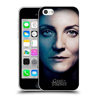 Official Hbo Game Of Thrones Valar Morghulis Catelyn Stark Soft Gel Case For Apple Iphone 5C