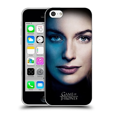 Official Hbo Game Of Thrones Valar Morghulis Cersei Lannister Soft Gel Case For Apple Iphone 5C
