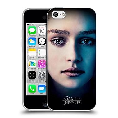 Official Hbo Game Of Thrones Valar Morghulis Daenerys Targaryen Soft Gel Case For Apple Iphone 5C