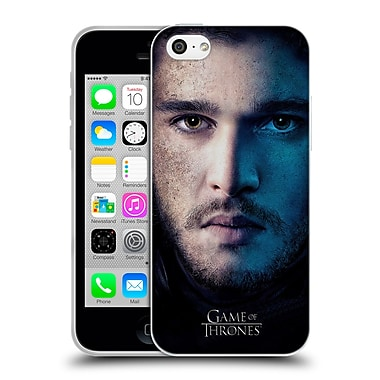 Official Hbo Game Of Thrones Valar Morghulis Jon Snow Soft Gel Case For Apple Iphone 5C