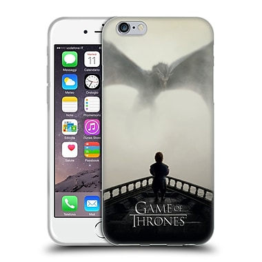 Official Hbo Game Of Thrones Key Art Vengeance Soft Gel Case For Apple Iphone 6 / 6S