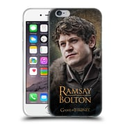 Official Hbo Game Of Thrones Battle Of The Bastards Ramsay Soft Gel Case For Apple Iphone 6 / 6S
