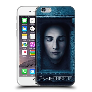Official Hbo Game Of Thrones Faces Lady Melisandre Soft Gel Case For Apple Iphone 6 / 6S