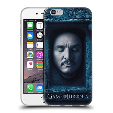 Official Hbo Game Of Thrones Faces Oberyn Martell Soft Gel Case For Apple Iphone 6 / 6S