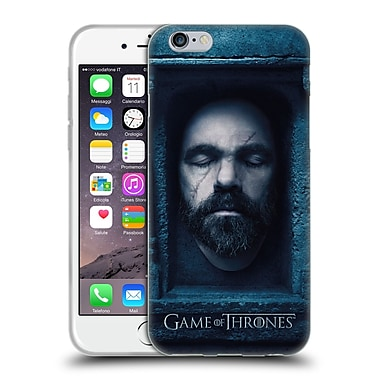 Official Hbo Game Of Thrones Faces 2 Tyrion Lannister Soft Gel Case For Apple Iphone 6 / 6S