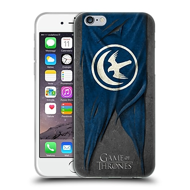 Official Hbo Game Of Thrones Sigil Flags Arryn Soft Gel Case For Apple Iphone 6 / 6S