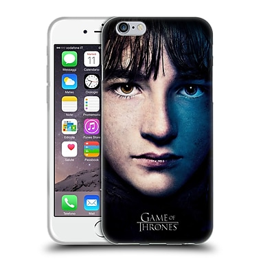 Official Hbo Game Of Thrones Valar Morghulis Bran Stark Soft Gel Case For Apple Iphone 6 / 6S