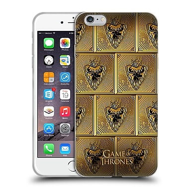 Official Hbo Game Of Thrones Golden Sigils Stannis Soft Gel Case For Apple Iphone 6 Plus / 6S Plus