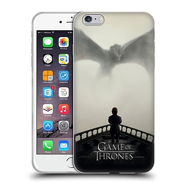 Official Hbo Game Of Thrones Key Art Vengeance Soft Gel Case For Apple Iphone 6 Plus / 6S Plus