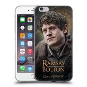 Official Hbo Game Of Thrones Battle Of The Bastards Ramsay Soft Gel Case For Apple Iphone 6 Plus / 6S Plus