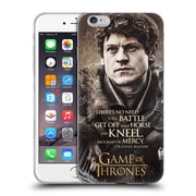 Official Hbo Game Of Thrones Character Quotes Ramsay Bolton Soft Gel Case For Apple Iphone 6 Plus / 6S Plus